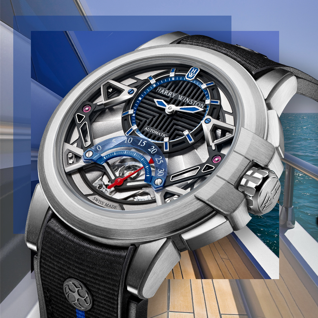 Father's Day from Harry Winston