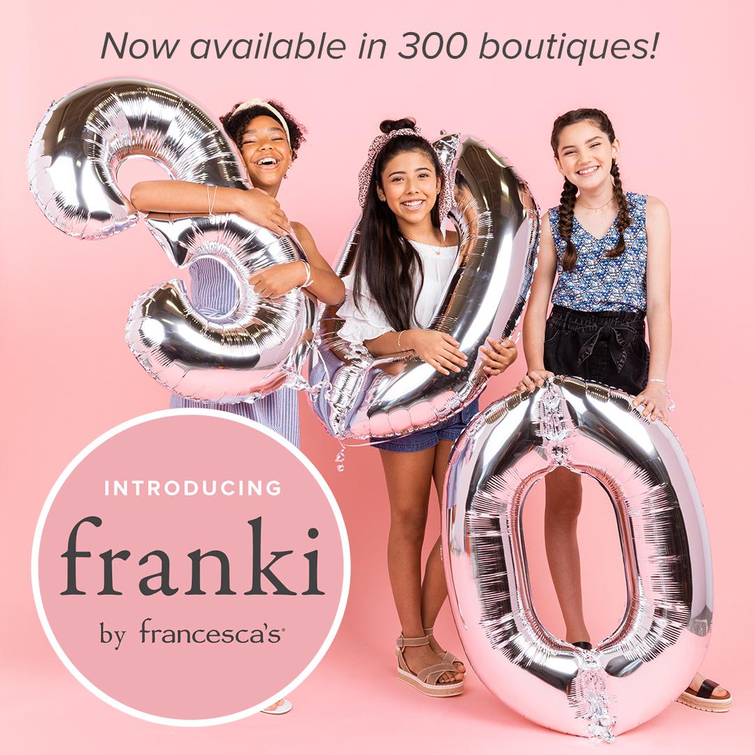 franki by francesca's from francesca's