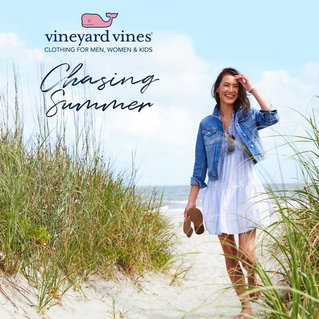 Chasing Summer from Vineyard Vines