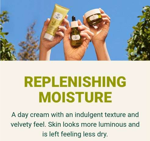Restore Your Glow Event from The Body Shop