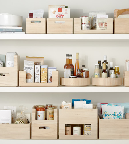 The Home Edit Sustainable collection can start running now- new product alert! from The Container Store