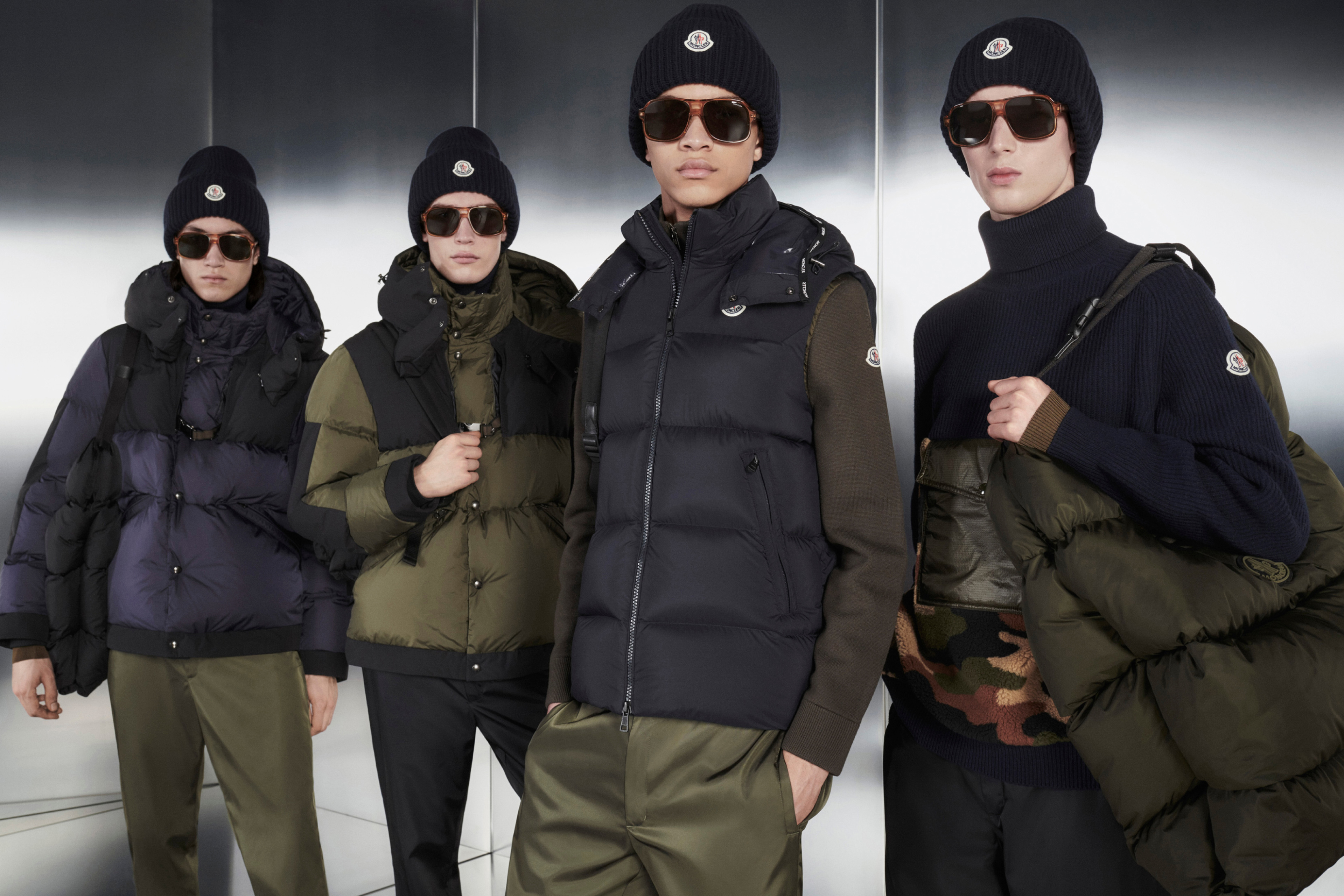 Menswear FW Collection 2021 from Moncler