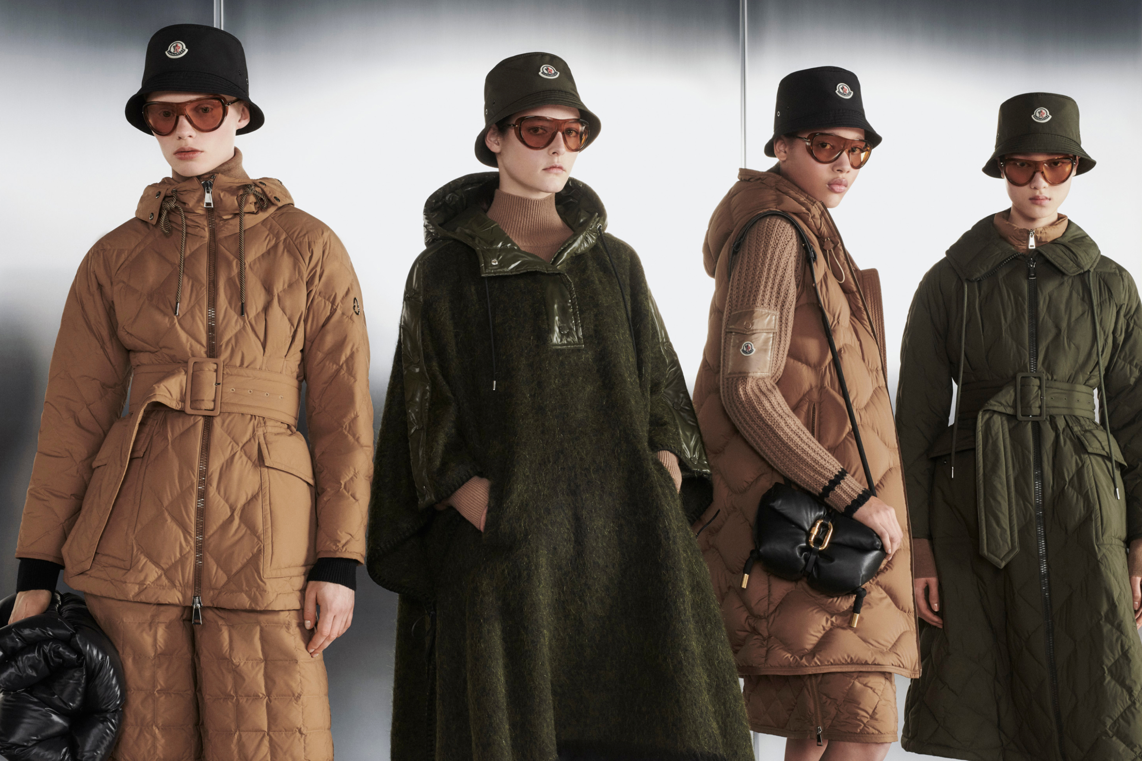 Womenswear FW Collection from Moncler