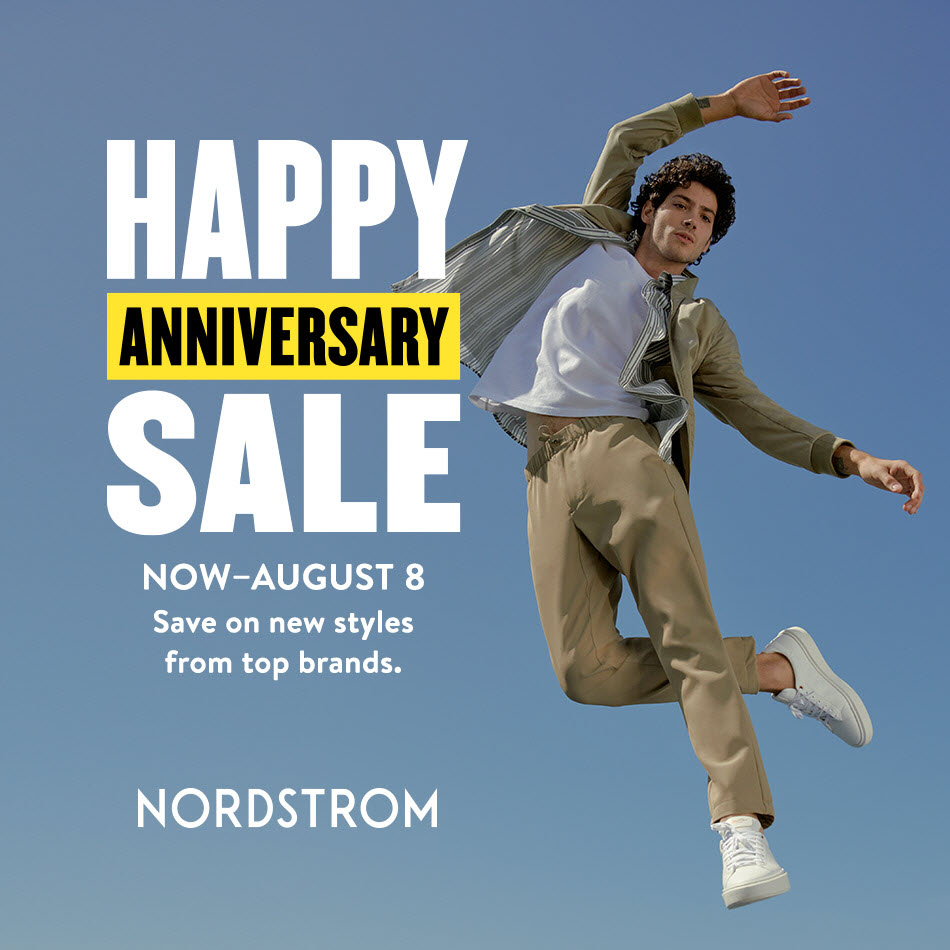 Anniversary Sale from Nordstrom