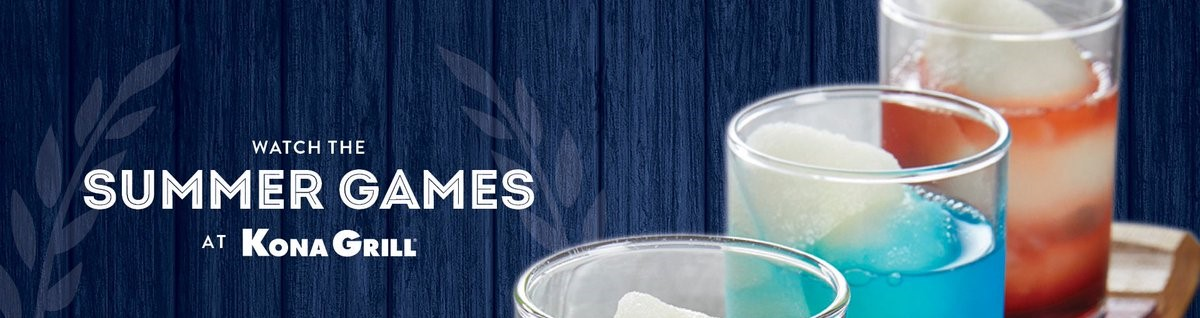 Summer Games from Kona Grill