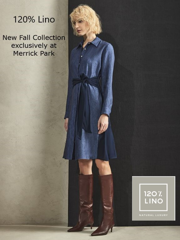 New Fall Collection from 120% Lino