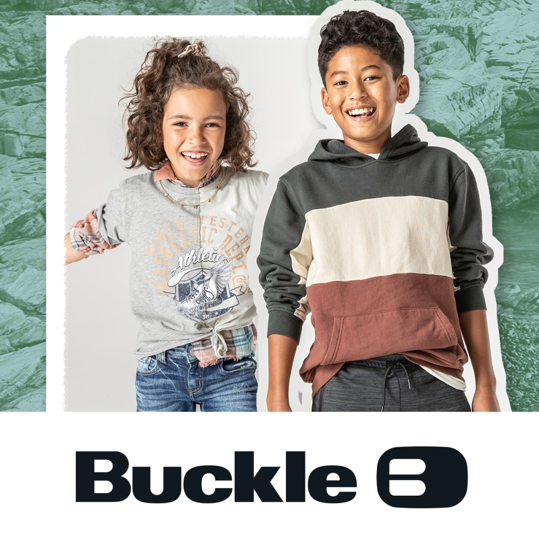 Be bold. Be you. from Buckle