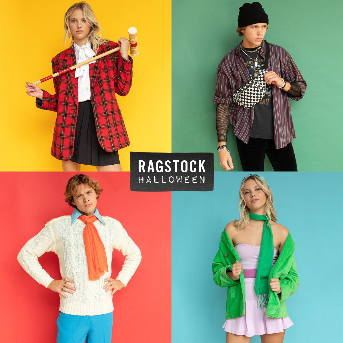 Halloween at Ragstock