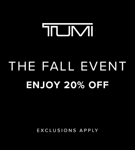 The Fall Event from TUMI