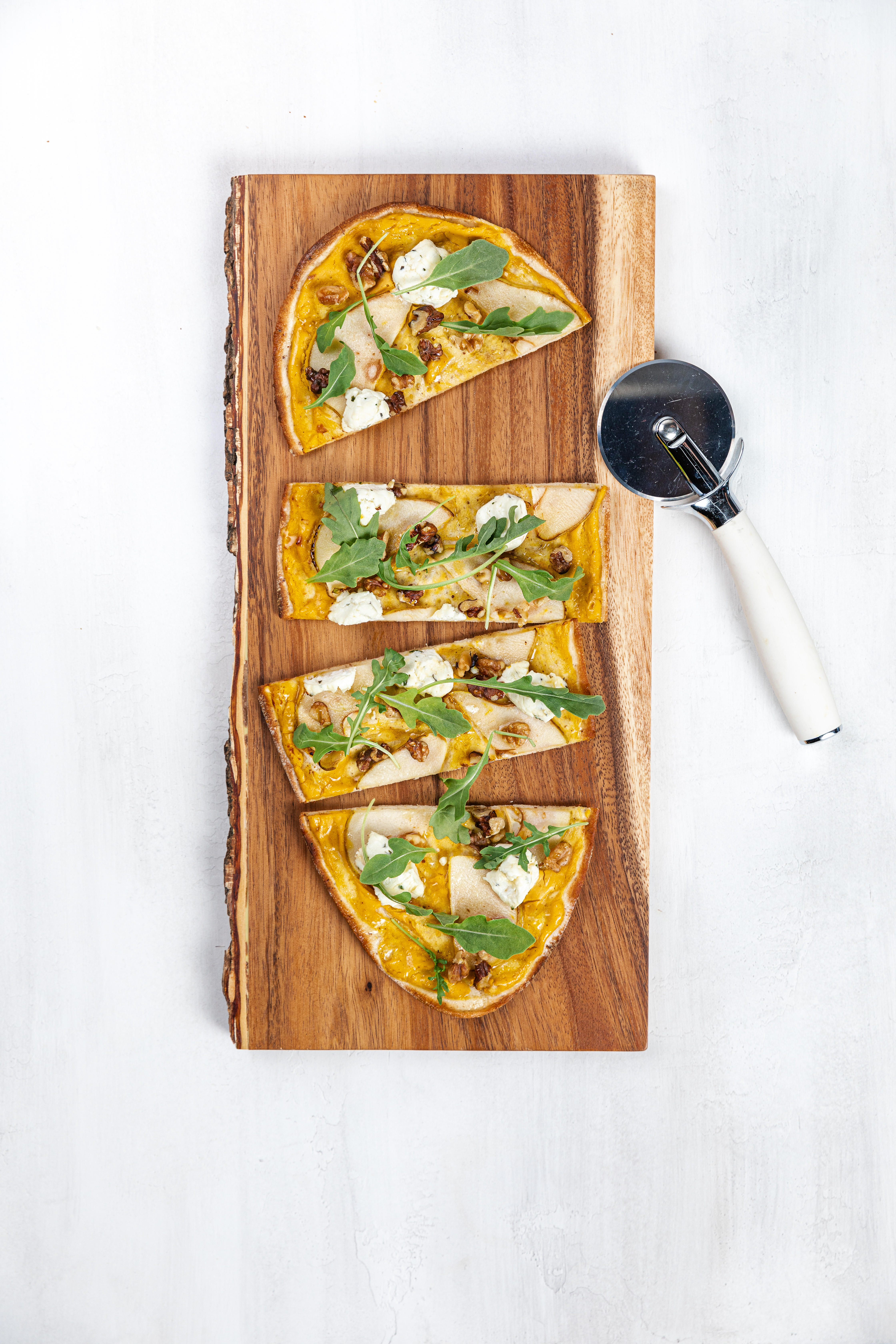 LIMITED TIME OFFER: Truffle Honey & Pear Flatbread