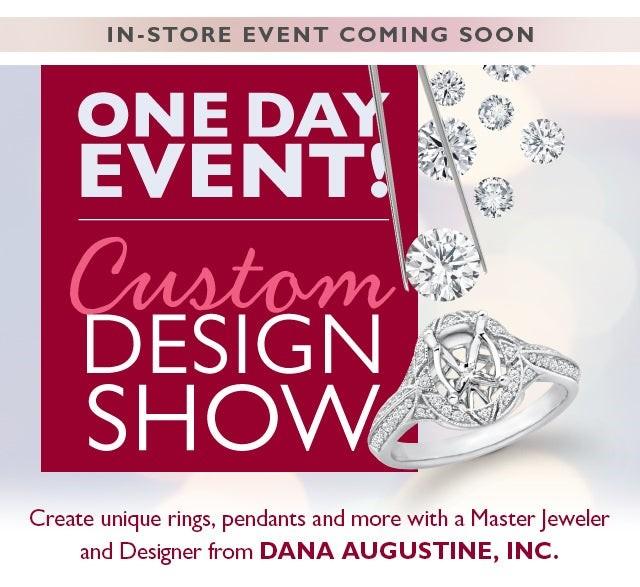 One Day Designer Show from Helzberg Diamonds
