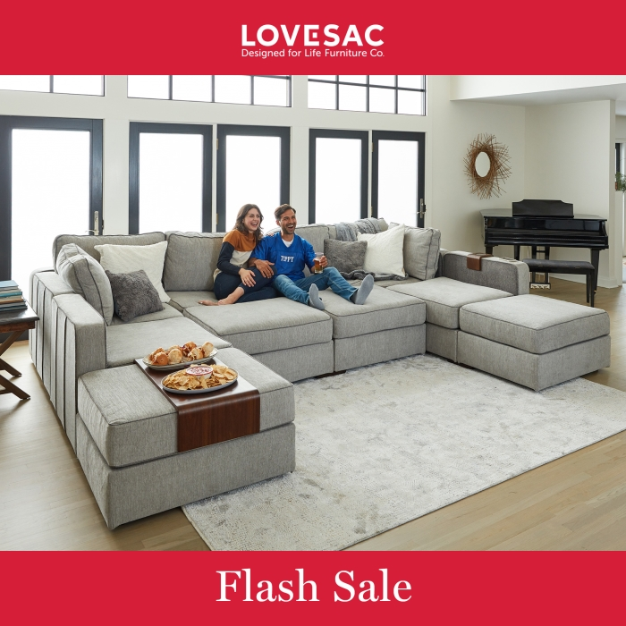 Fall Flash Sale from Lovesac