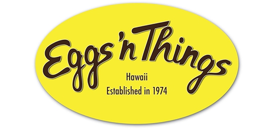 에그 앤 띵스 (Eggs 'N Things) Logo