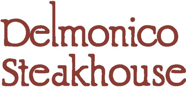 Delmonico Steakhouse                     Logo