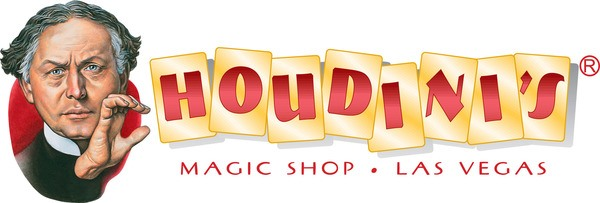 Houdini's Magic Shop Logo