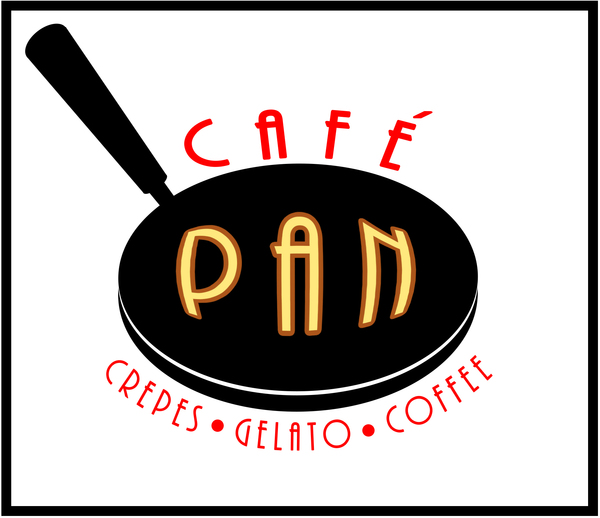 Cafe Pan                                 Logo