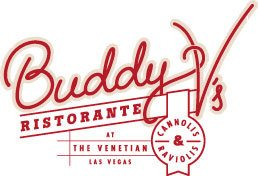 Buddy V's Ristorante                     Logo
