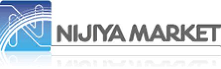 니지야 마켓 (Nijiya Market) Logo