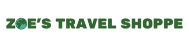 Zoe's Travel Shoppe                      Logo