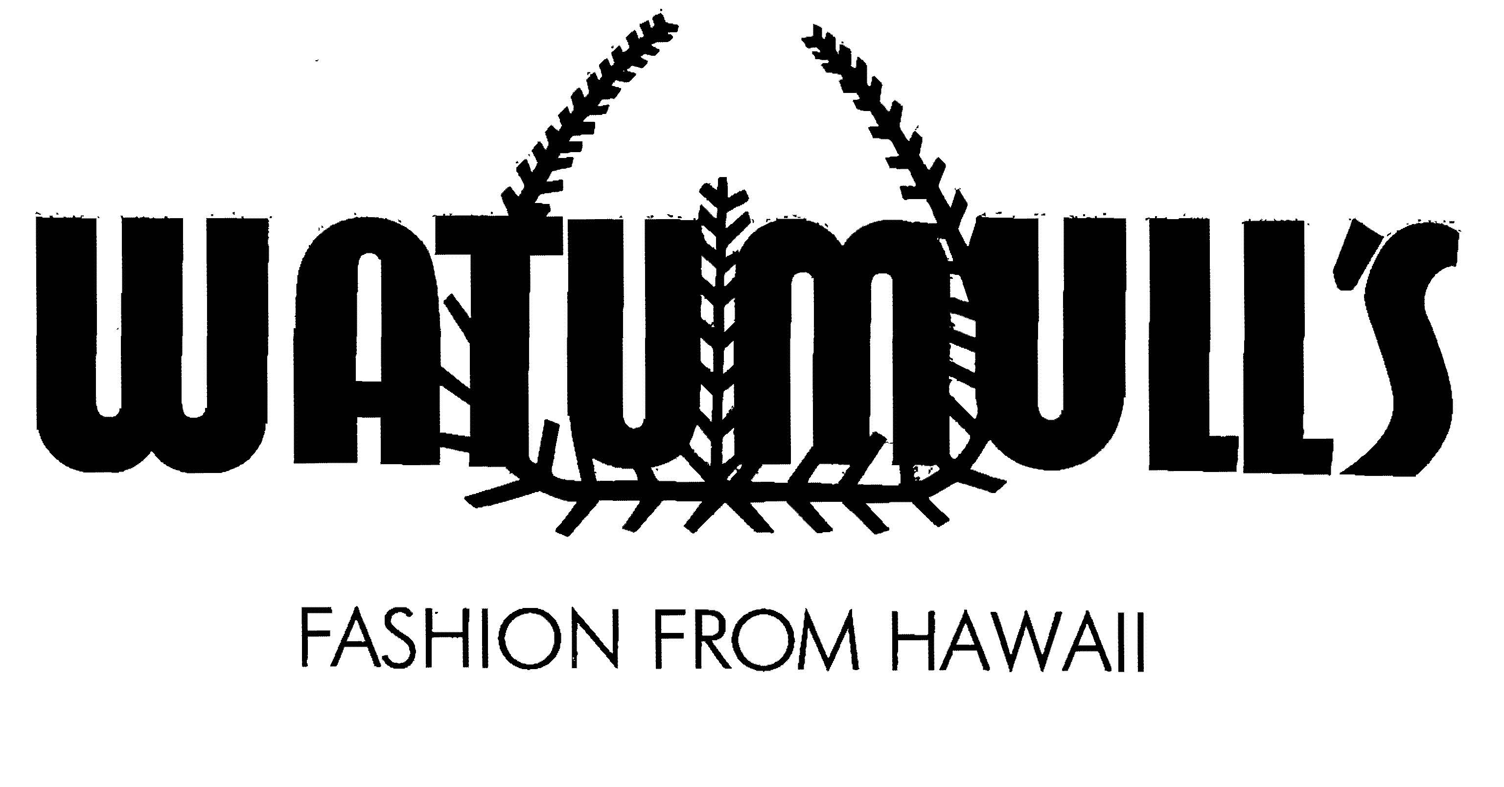 와투물스 (Watumulls) Logo