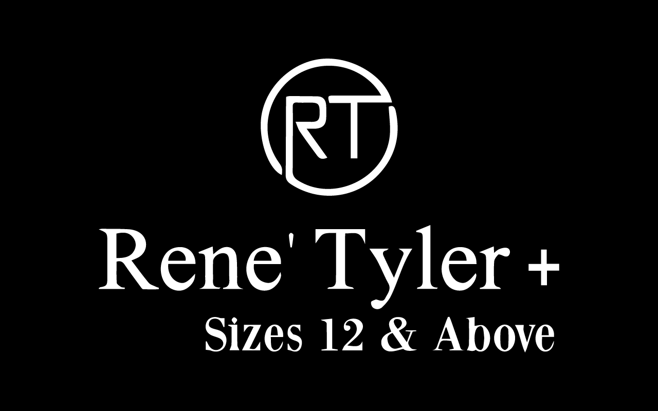 Rene Tyler   Sizes 12 & Above Logo