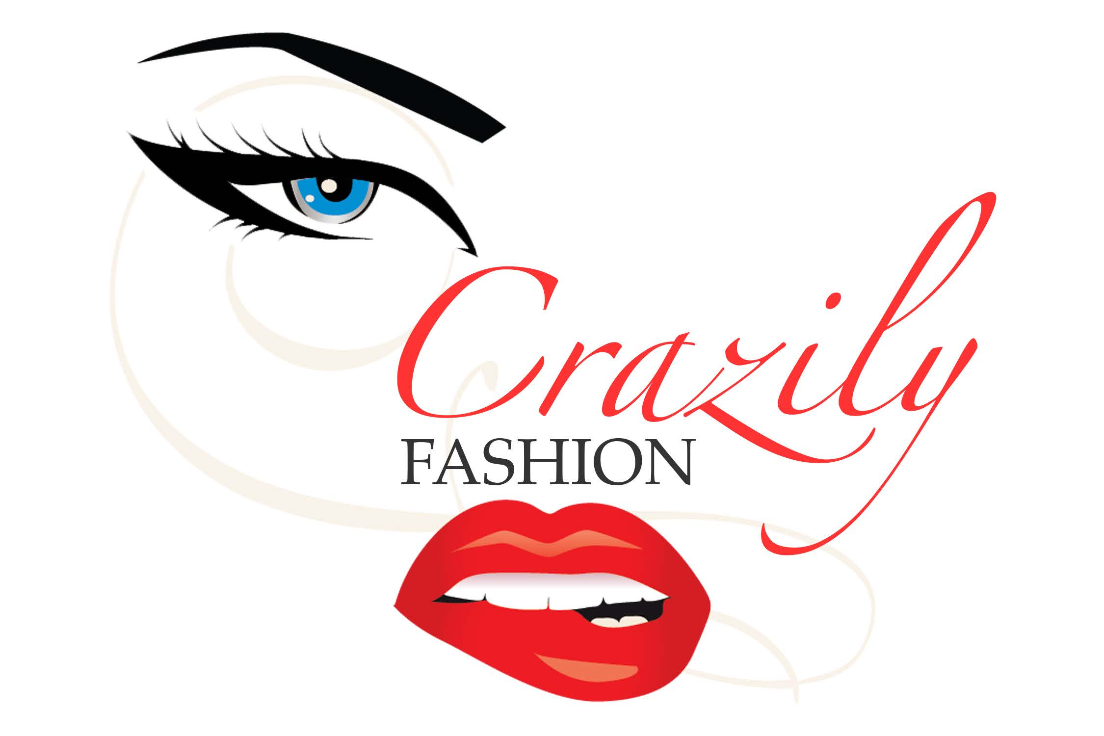 Crazily Fashion                          Logo