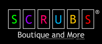 Scrubs Boutique and More LLC Logo