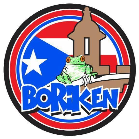 Boriken Restaurant Logo