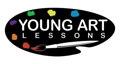 Young Art Lessons & Gallery              Logo