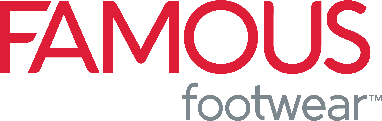 페이머스 풋웨어 (Famous Footwear) Logo