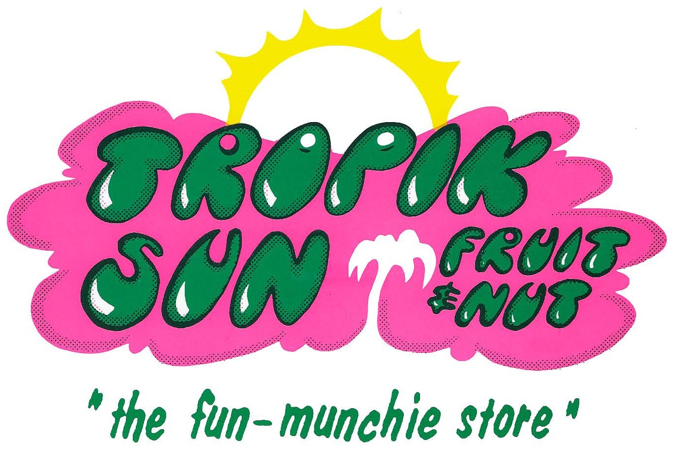 Tropik Sun Fruit & Nut Logo
