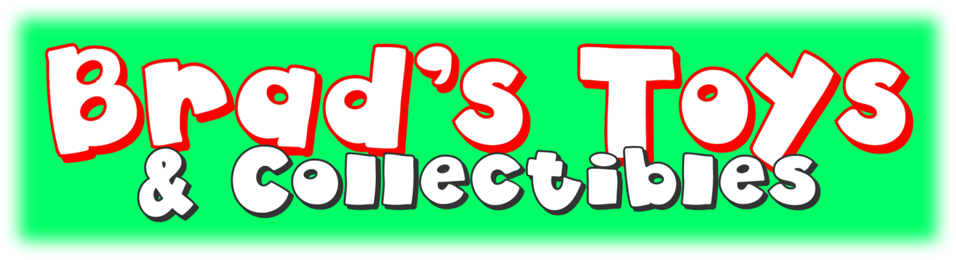 Brad's Toys                              Logo