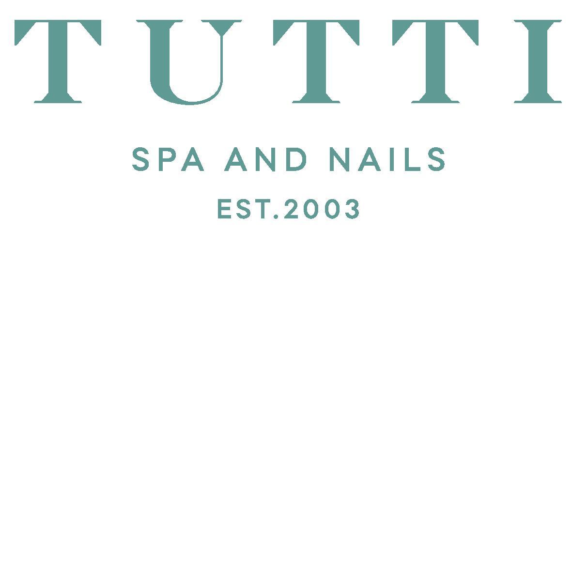 Tutti Spa & Nails Logo