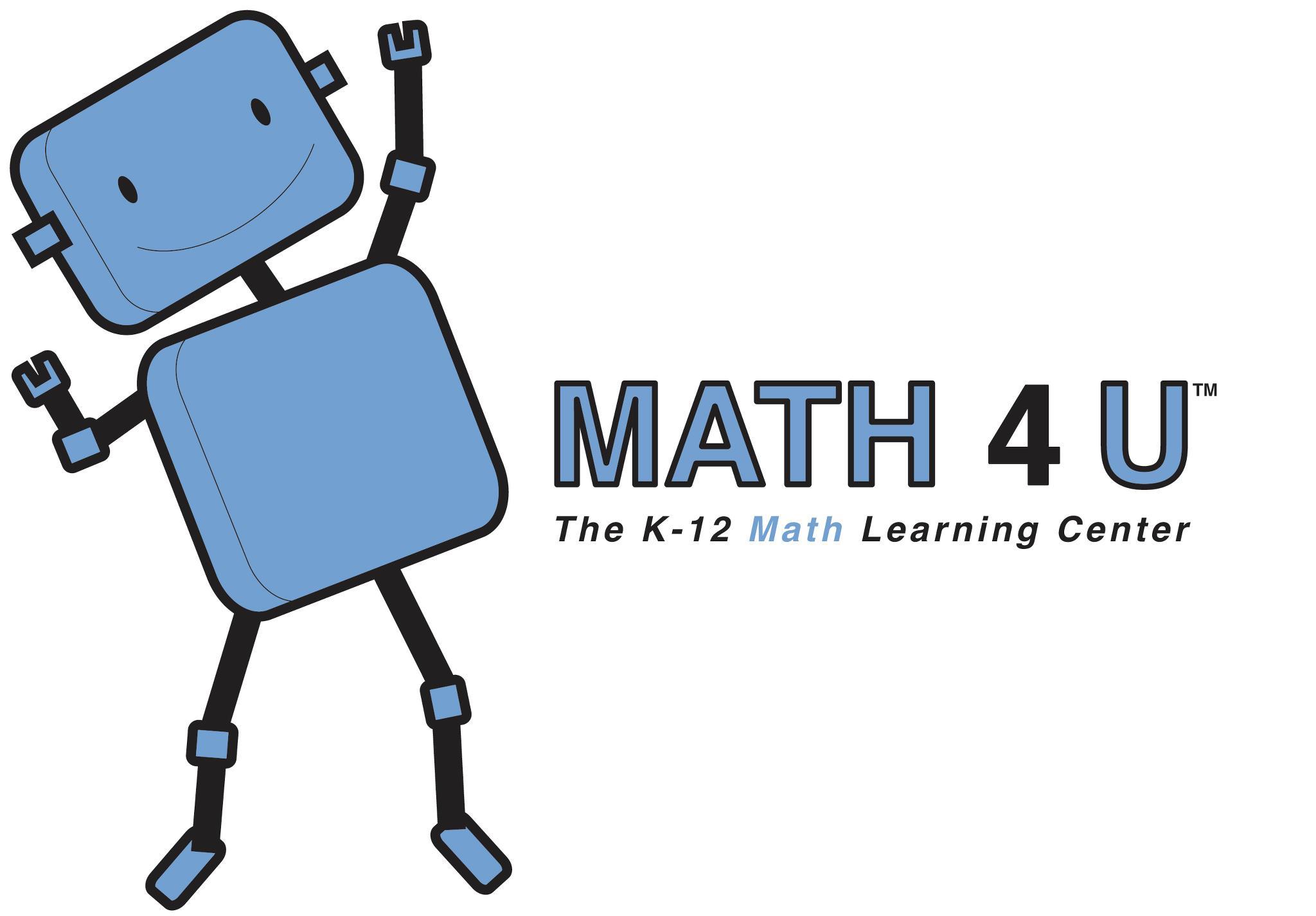 Math 4 U                                 Logo