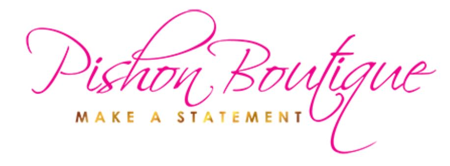 Pishon Boutique                          Logo