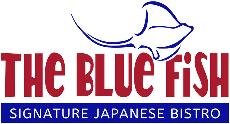 The Blue Fish Japanese Restaurant Bistro Logo