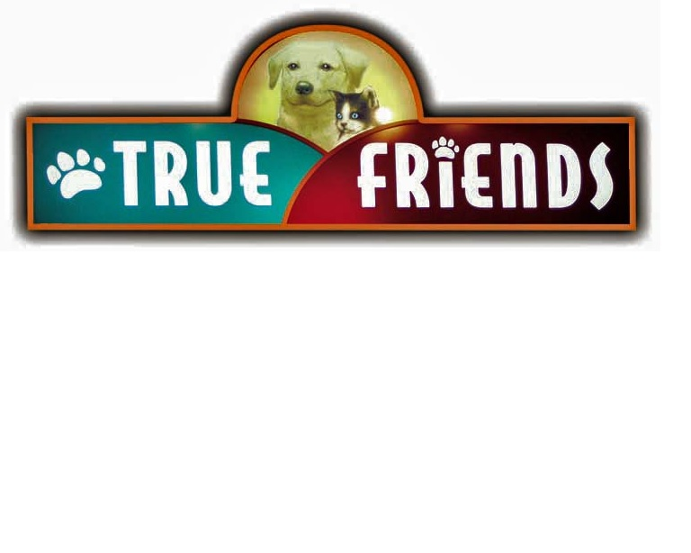 트루 프렌즈 (True Friends) Logo