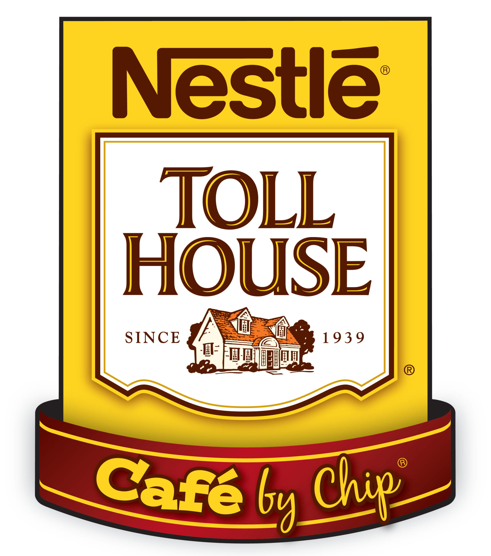 Nestle Toll House By Chip Logo