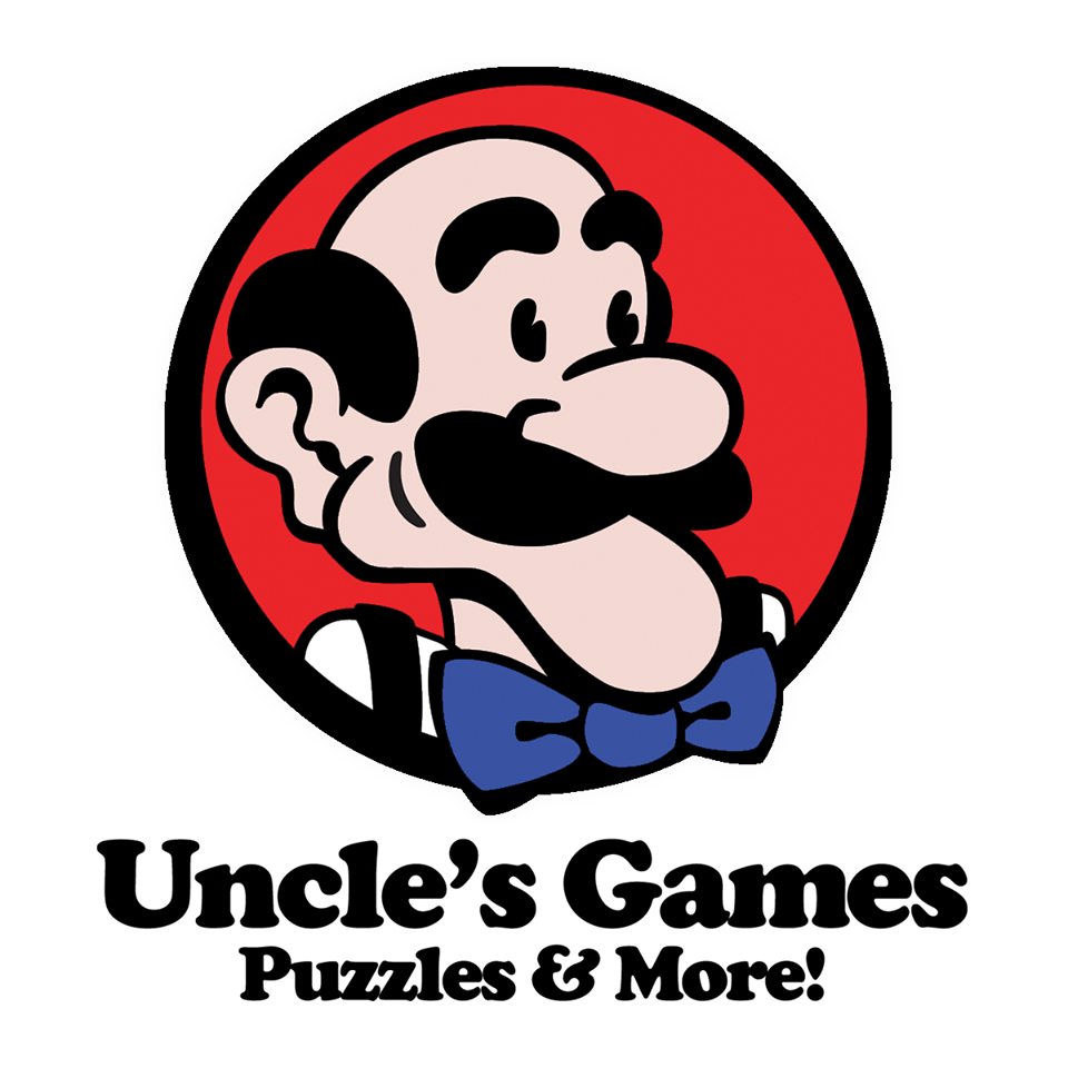 Uncle's Games Puzzles & More Logo