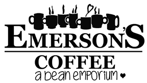 Emerson's Coffee Logo