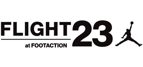 Flight 23 Footaction                     Logo