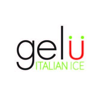 Gelu Italian Ice                         Logo
