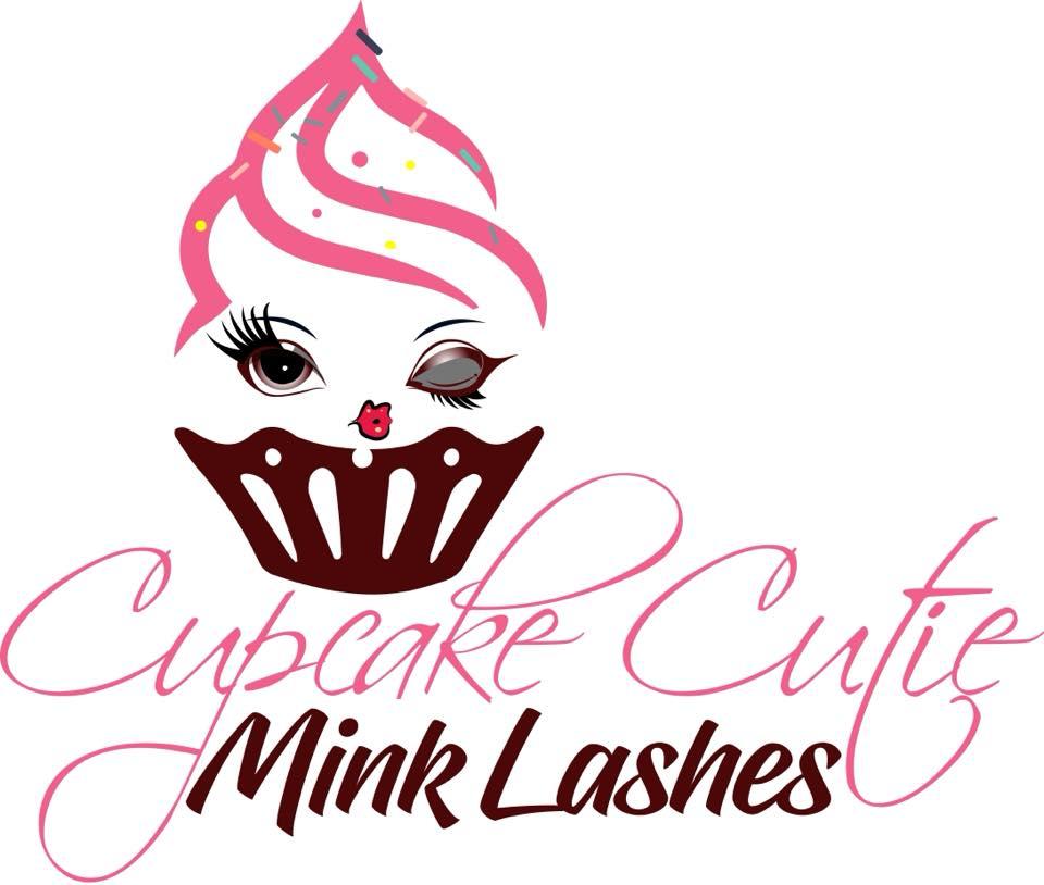 Cupcake Cutie Mink Lashes Logo