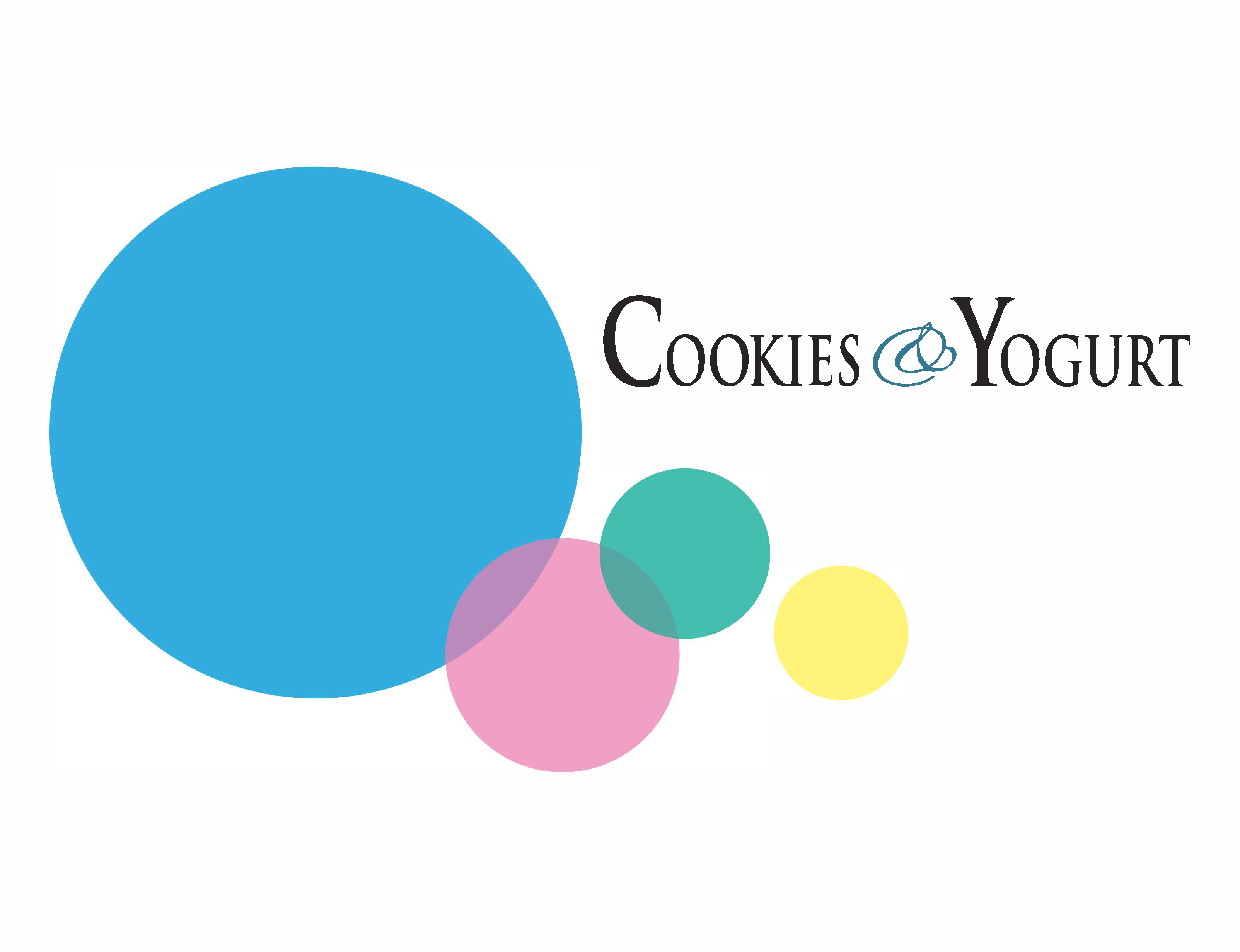 Cookies And Yogurt                       Logo