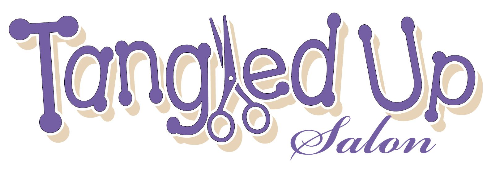 Tangled Up Salon Logo
