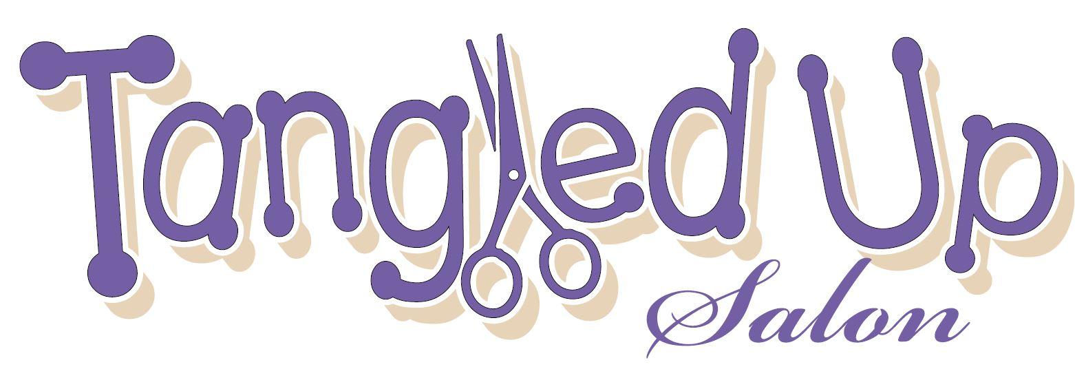 Tangled Up Salon                         Logo