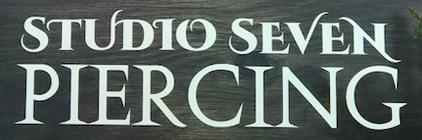 Studio Seven Piercing Logo