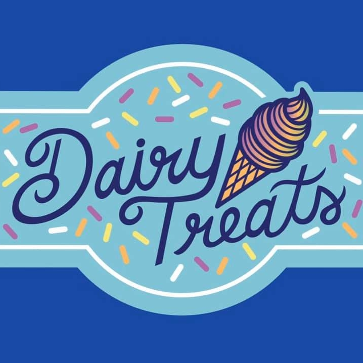 Dairy Treats                             Logo
