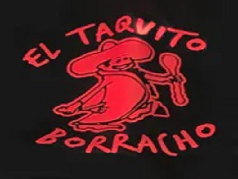 El Taquito Borracho Logo