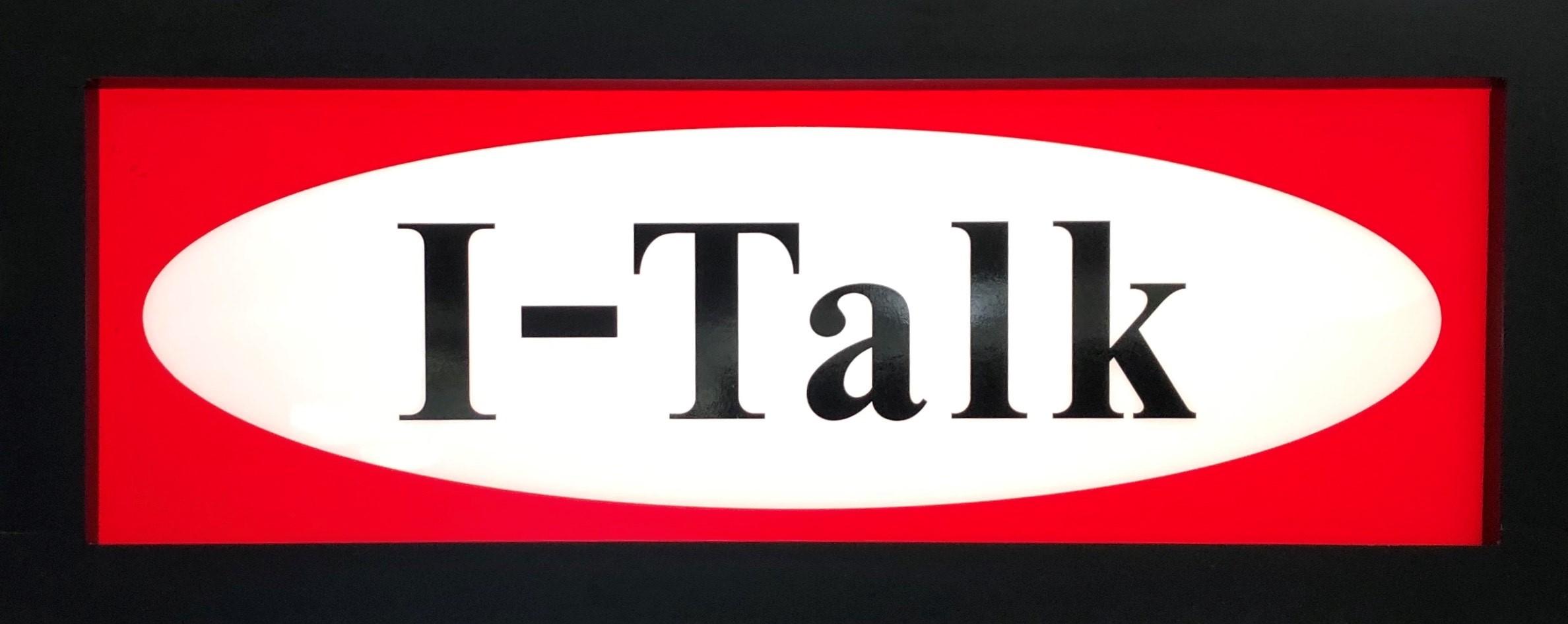 I-Talk Logo